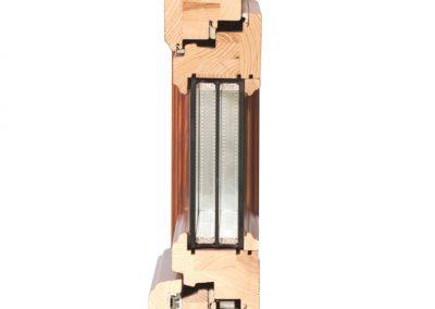 F2-profil rustic 90mm,